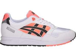 Chaussures Asics GelSaga - Sun Coral/Noir du 43.5 au 46.5