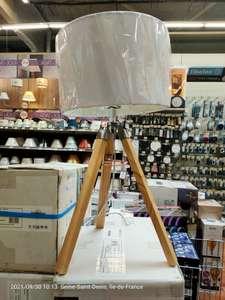 Lampe de table ALLI - Bricorama de Bondy (93)