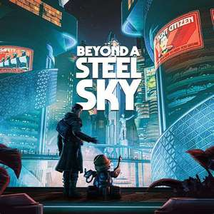 Jeu Beyond a Steel Sky - Aspiration Day Bundle sur PC (Dématérialisé, Steam)