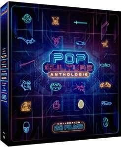 """Coffret de 20 Blu-Ray Pop Culture """"Anthology"""" Ready Player One - Collection de 20 films cultes (bluecatscollectibles.com)"""
