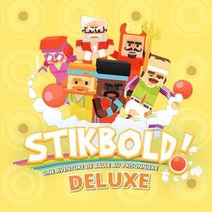 Stikbold! sur Nintendo Switch (Dématérialisé)