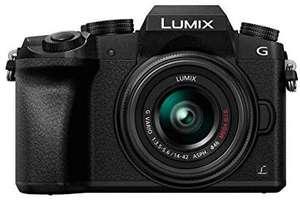 Appareil Photo Hybride Panasonic Lumix G7K + Objectif 14-42mm (Version Française)