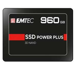 "SSD Interne 2.5"" Emtec X150 Power Plus - 960 Go"