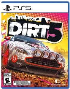 Dirt 5 sur PS5, PS4 et Xbox One