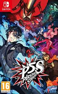 Persona 5 Strikers sur Nintendo Switch