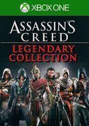 [Gold] Assassin's Creed Legendary Collection sur Xbox & Series X|S (Dématérialisé - Store Brésil)