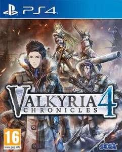 Valkyria Chronicles 4 sur PS4 (Retrait en dans une sélection de magasins)