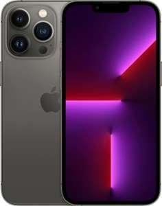 """Smartphone 6.1"""" Apple iPhone 13 Pro 5G - full HD+ Retina, A15, 6 Go RAM, 128 Go, différents coloris, modèle JP avec son photo (+ 33€ en RP)"""