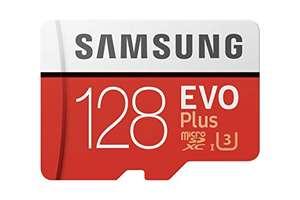 Carte mémoire Micro SDXC Samsung Evo Plus (MB-MC128HA APC) - 128Go, U3 (Vendeur tiers)