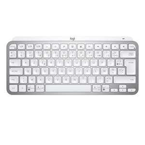 Clavier sans-fil rétroéclairé Logitech MX Keys Mini (nouveau) - Bluetooth et 2.4GHz
