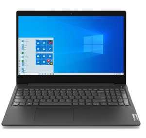 """PC Portable 15.6"""" Lenovo IdeaPad 3 15ADA05 - Full HD, Ryzen 5-3500U, RAM 12 Go, 256 Go SSD"""