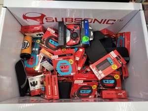 Sélection d'accessoires pour Nintendo Switch/Lite à 5€ (Strasbourg / Illkirch 67)