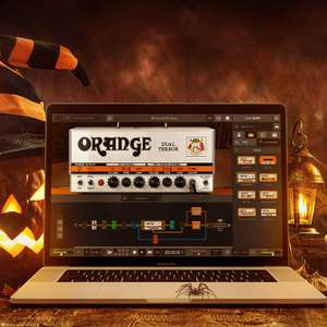 [Utilisateurs AmpliTube 5] Plugion audio Orange Dual Terror gratuit (dématérialisé) - IKMultimedia.com