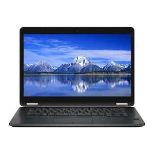 "PC portable 14"" Dell Latitude E7470 (i5-6300U, 16 Go de RAM, 256 Go en SSD, Windows 10) - reconditionné État Correct (vendeur tiers)"