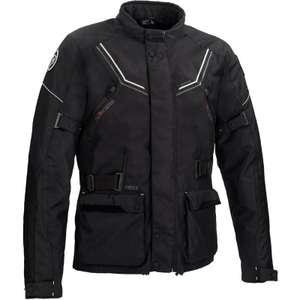 Veste moto textile Bering Renegade - Toutes saisons, étanche, protections coudes et épaules, (taille au choix)