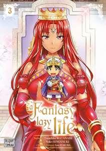 Tome 1, 2 ou 3 du Manga A Fantasy Lazy Life (Dématérialisé)