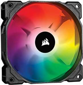 Ventilateur boitier PC Corsair iCUE SP120 RGB PRO - 120mm, LED RGB