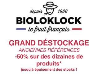 Sélection de produits en promotion - bioloklock.com