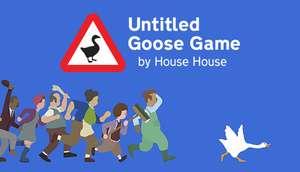 Untitled Goose Game sur PC (Dématérialisé)