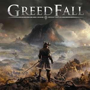 Jeu Greedfall sur PC (Dématérialisé - Steam)