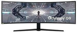 "Ecran PC 49"" Samsung Odissey G9 LC49G95TSSRXEN - DWQHD, 240Hz, 1ms, Dalle VA"