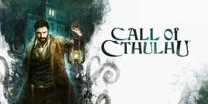 Jeu Call of Cthulhu sur Nintendo Switch (Dématérialisé)