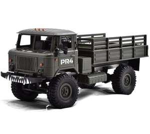 Camion RC 1/16 Funtek - Camion Militaire PR4 B24