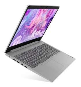 "PC Portable 15.6"" Lenovo IdeaPad 3 15IML05 - Full HD IPS, i3-10110U, 8Go de RAM, 256Go SSD, Windows 10S"