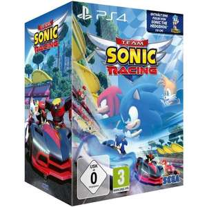 Jeu Team Sonic Racing - Special Edition sur PS4