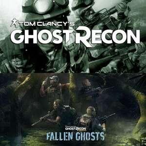 Jeu Tom Clancy's Ghost Recon et DLC Ghost Recon Wildlands - Fallen Ghosts gratuits sur PC, Xbox One et PS4 (Dématérialisés)