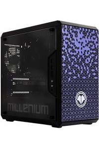 PC Gamer Millenium MM1 Mini Reksai I - i5-10400F, RTX 3060, 16 Go de RAM, 1 To HDD + 240 Go SSD