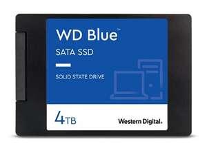 "SSD interne 2.5"" WD Blue (TLC Dram) - 4 To"