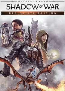 Middle-earth: Shadow of War Definitive Edition sur PC (Dématérialisé)