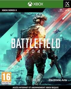 Précommande : Jeu Battlefield 2042 sur Xbox serie X/S