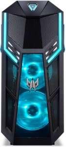 PC de bureau Acer Predator PO5-625s-598 - i7-11700K, 16 Go de Ram, 1 To, GeForce RTX 3080