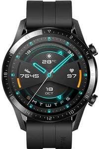 Montre connectée Huawei Watch GT 2 - 46mm, Sport Noir (Via ODR de 30€)