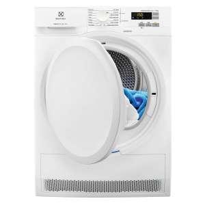 Sèche linge hublot Electrolux EW7H5122SH - 8 kg, Condensation, Pompe à chaleur