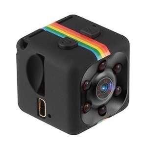 Micro caméra Tempo Di Saldi MINICAMSQ11 - Vision Nocturne, 720P