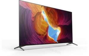 "TV 55"" Sony KD-55XH9505 - 4K UHD, LED, Smart TV"
