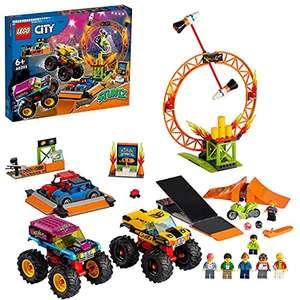 Jouet Lego City Stuntz (60295) - L'Arène de Spectacle des Cascadeurs