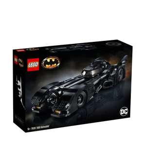 Jouet LEGO 76139 Batmobil (Frontaliers Suisse)