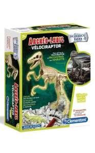 Clementoni Science & Jeu - Archéo Ludic Vélociraptor