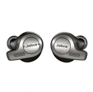 Écouteurs sport intra-auriculaires sans-fil Jabra Elite 65t