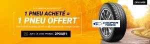 1 Pneu Copper Tires acheté = 1 Pneu offert (Hors Exceptions) - bestdrive.fr