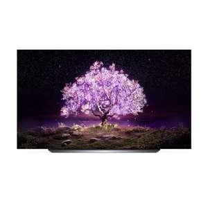 "TV 83"" LG OLED83C1 - webOS, 4K IA, Dolby Vision IQ et Atmos"