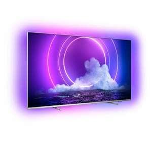 "TV 65"" Philips 65PUS9206 - 4K UHD, Smart TV, Ambilight 4 côtés"