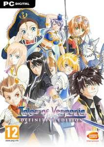 Tales of Vesperia definitive edition sur PC (Dématérialisé)