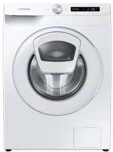 Lave linge Samsung WW90T554DTWS3 - 9 Kg, Add Wash, Eco Bubble, Programme Vapeur, Classe A (via ODR 100€)