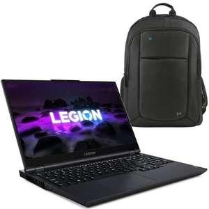 "PC Portable 15.6"" Lenovo Legion 5 15ACH6H - Full HD 120 Hz, Ryzen 5600H, RAM 8 Go, SSD 512 Go, RTX 3060, Windows 10 + Sac à dos Mobilis"