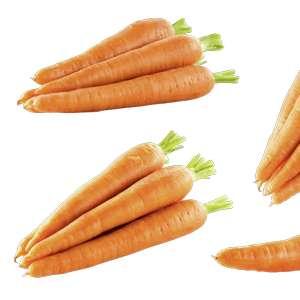 Sachet de carottes - Catégorie 1, Origine France (3 kg)